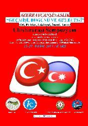 Uluslararası Simpozyom-Azerbaycanşinaslıq-Geçmişi-Bugünü Ve Geleceği-Dil-Folklor-Edebiyat-Sanat-Tarix-Qars-2015- 863s