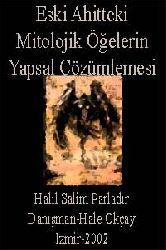 Eski Ahitteki Mitolojik Öğelerin Yapsal Çözümlemesi