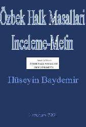 Özbek Xalq Masallari-Inceleme-Metin