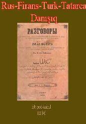 Rus-Frans-Turk-Tatarca Danışıq