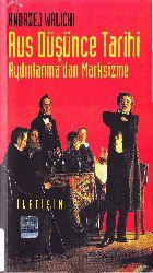 Rus Düşünce Tarixi-Aydınlanmadan Marksisme-Andrzej walicki-Çev-Alaidtdin Şenel-2004-692s