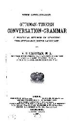 Ottoman-Turkish Conversation-Grammar