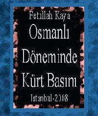 Osmanlı Döneminde Kürt Basını