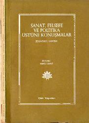 Sanat-Felsefe Ve Politika Üzerine Qonuşmalar-Jean Paul Sartre-Derleyen-Ferid Edgü-1968-123s