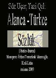 Alanca (Osetce-Ironca) Türkce Sözlük