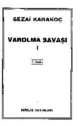 Varolma Savaşı-I-Sezai Qaraqoç-2003-64s