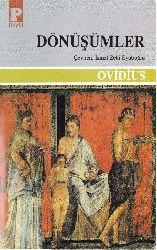 Dönüşümler-Publius Ovidius Naso-Ismet Zeki Eyuboğlu-1994-424s