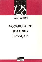 Vocabulaire De Ansiyen Franse-Fransaca-1992-124s