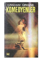 Komedyenler-Graham Greene-Nihal Yeğinobalı-1970-442s