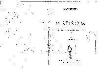 Mistisizm-Mysticisme-Gizemçilik-Tasavvuf-Henri Serouya-Nihal Önal-1967-160s