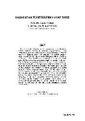 Qazaxistan Tüketicisinin Yaşam Türü-Mahir Naqib-Ilhami Vural-2001 174