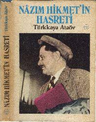 Nazim Hikmetin Hesreti-Türkqaya Ataöv-1976-165s