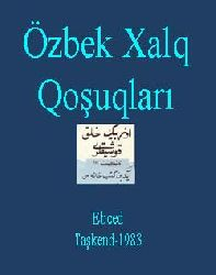 Özbek Xalq Qoşuqları