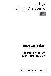 Felsefenin Kuantum Mekaniksel Temelleri-Cihan Saçlıoğlu-2004-52s
