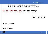 Türk Mitholoji Sözlüğü-1-Multilingual-Deniz Qaraqurd-2018-58s