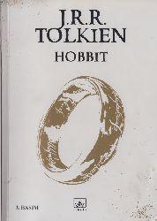 Hobbit-J.R.R.Tolkien-Funda Önqol-Qemze Sarı-2009-429s