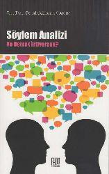 Söylem Analizi-Ebdulhemid Çakır-2014-128s