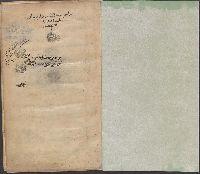 Sahib Ve Malik-Elyazma-Mehemmed Efendi-Ebced-1211h. 184s