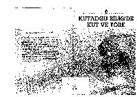 Qutadqu Bilikde Kut Ve Tore-Seid Başer-1990-129s
