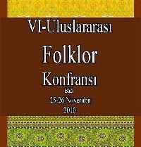Uluslararası Folklor Konfransı - Baki 2010