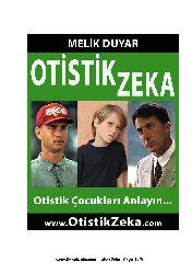 Otistik Zeka Otistik Uşaqları Anlayın Melik Duyar 76