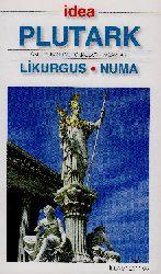 Plutark-Yunanlari-Rumaların Yaşamları-Likurgus-Numa-Meric Mete-1995-114s