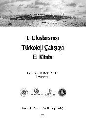 Uluslararası Türkoloji Çalıştayı El Kitabı-2012-208s