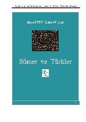 Muazzez İlmiye Çığ – Sümer ve Türkler - Makale