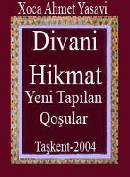 Divani Hikmat-Yeni Tapılan Qoşular-Özbekce-Latin