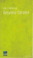 Sosyoloji Dersleri-Emile Durkheim-2006-288s