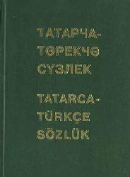 Tatar-Törekçe Sözlük -Tatar-Turkce Sözlük - Qazan – Kiril-Latin- 997- 497s