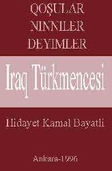 Qoşular-Ninniler-Deyimler-İraq Türkmencesi