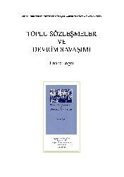 Toplu Sözleşmeler Ve Devrim Savaşımı-Emine Engin-1979-51s