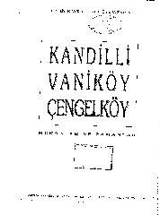 Qandilli Vanikoy Çengelköy-Cahid Qayra-Erol Uyebazarçi-1993-238s