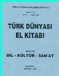 Türk Dünyasi Əl Kitabi-Dil-Kultur-Sanat