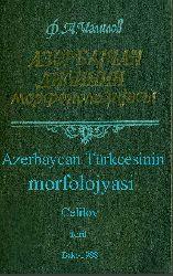 Azerbaycan Dilinin Morfolojyasi