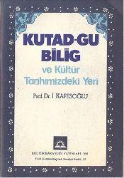 Qutadqu Biliq Ve Kültür Tariximizdeki Yeri-Ibrahim Qefesoğlu-1980-50s