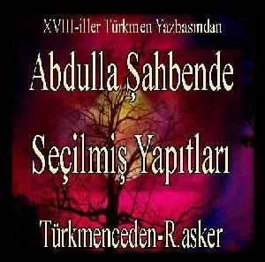 Abdulla Şahbende-Seçilmiş eserleri  Ramiz esger
