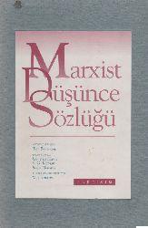 Marksist Düşünce Sözlüğü-Tom Bottomore-1991-674s