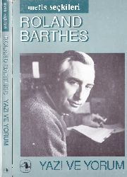 Yazı Ve Yorum-Roland Barthes-Tehsin Yücel-1990-209s