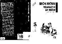 Psikanaliz Ve Zen Budizm-Erich Fromm-Çev-Ilhan Güngören-1978-72s