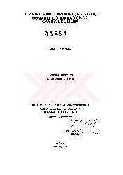 Ebdülhamit Dönemi (1876-1908) Osmanlı Bürokrasisinde Qeyrimüslimler -2-Ebdülhemid Qırmızı 1998 150