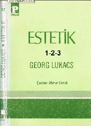 Istetik-1-2-3-Georg Lukacs-Ahmed Cemal-1978-875s