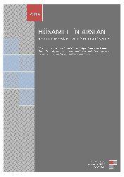 Hüsametdin Arslan-Vefatının Ardından Yazılan Yazılardan Seçmeler-Muhammed Negiz-2018-79s