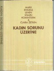 Qadin Sorunu Uzerinemarks-Engels-Lenin-Stalin-Clara Zetkin-Ismayil Yarqin-326