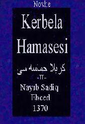 Kerbela Hamasesi-II-Novhe