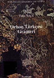 Orxun Türkcesi Qrameri