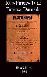 Rus-Frans-Turk-Tatarca Danışık