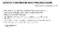 Turkcede  Aykırı Genizleşme Olayı-Ayşegül Sertqaya-12s+şağatay turkcesinde eski türkcenin izleri-filiz meltem-8s