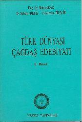 Türk Dünyasi Çağdaş Edebiyatı-Metin Akar-1994-320s